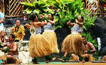 夏威夷草裙舞