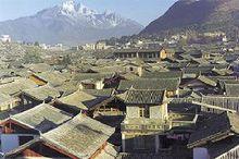 世界遗产——丽江古城